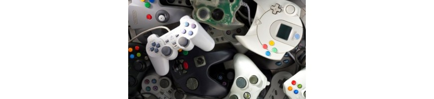 vendita videogiochi e console - Video games and console sales-