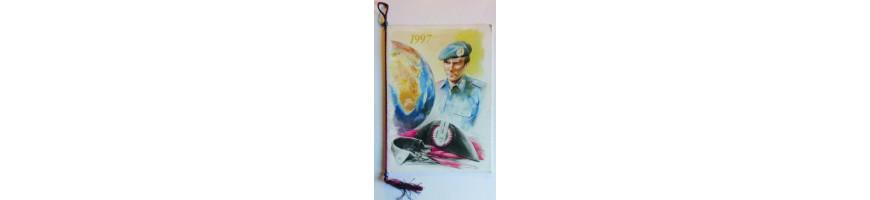 vendita vecchi calendari carabiniere da collezione