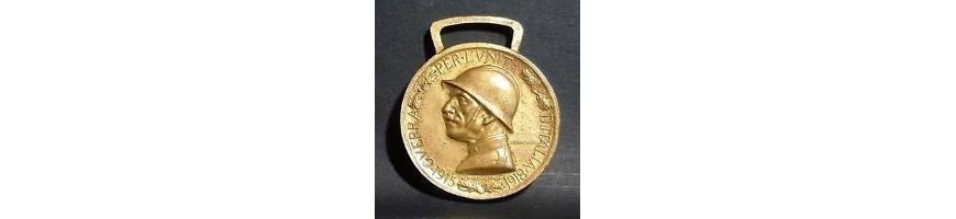 medaglie da collezione vendita-sale-Collection medals sale