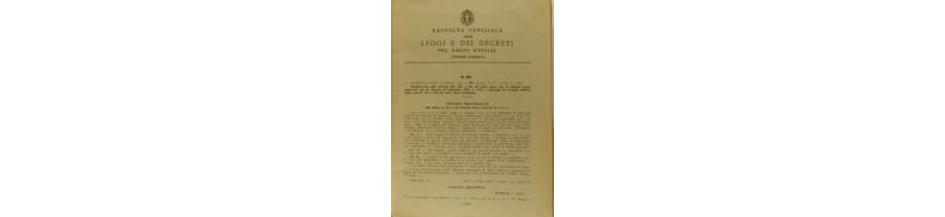 decreti e documenti vendita-vendita vecchi decreti e documenti -