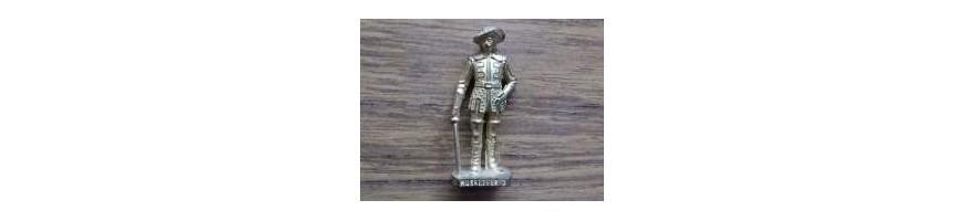 kinder soldatini vendita collezionare -- Metallfiguren kinder