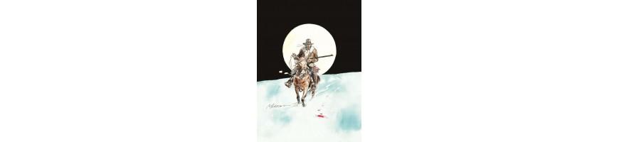 litografie fumetti vendita - vendita litografie fumetti -lithographs