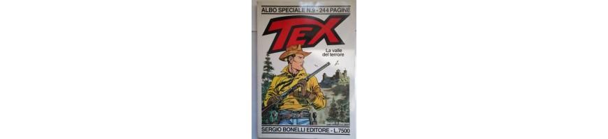 in collezionare.name troverete vecchi numeri di Tex Speciale