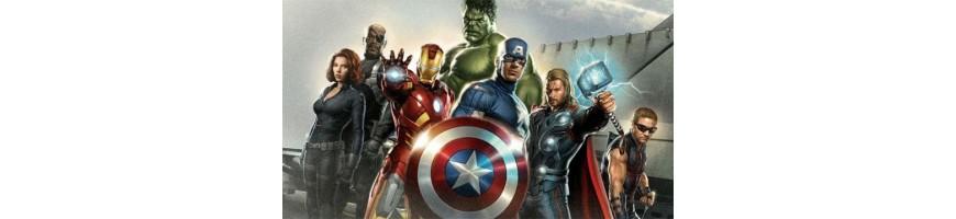 Supereroi fumetti