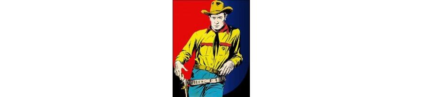 Tex vecchi numeri - prima edizione