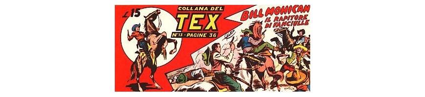 Tex striscia- vendita tex a striscia