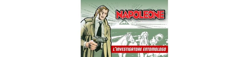 Napoleone fumetto vendita-fumetti napoleone-