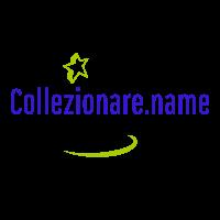 www.collezionare.name - Numero registro delle imprese: 01226970299